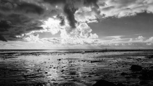 Pellworm @ low tide